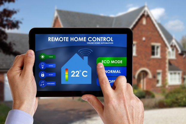 Home Control System from Soundsmith