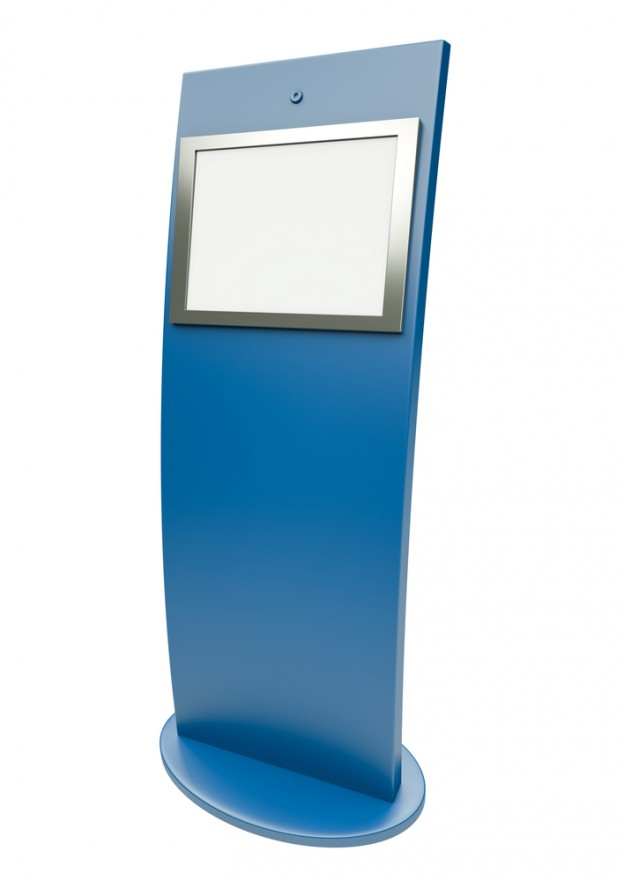 Touch screen kiosks from Soundsmith